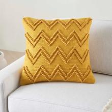 """See Details - Life Styles Gc104 Yellow 18"""" X 18"""""""