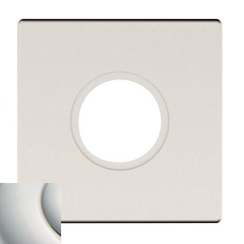 Baldwin - Polished Nickel with Lifetime Finish R017 Estate Rose