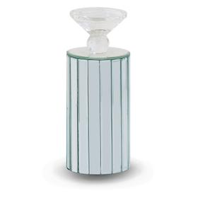 Barrel Mirrored Candle Holder (6/pack) 160