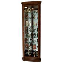 Howard Miller Drake Corner Curio Cabinet 680483