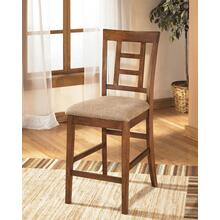 See Details - Cross Island - Medium Brown Set Of 2 Dining Room Barstools