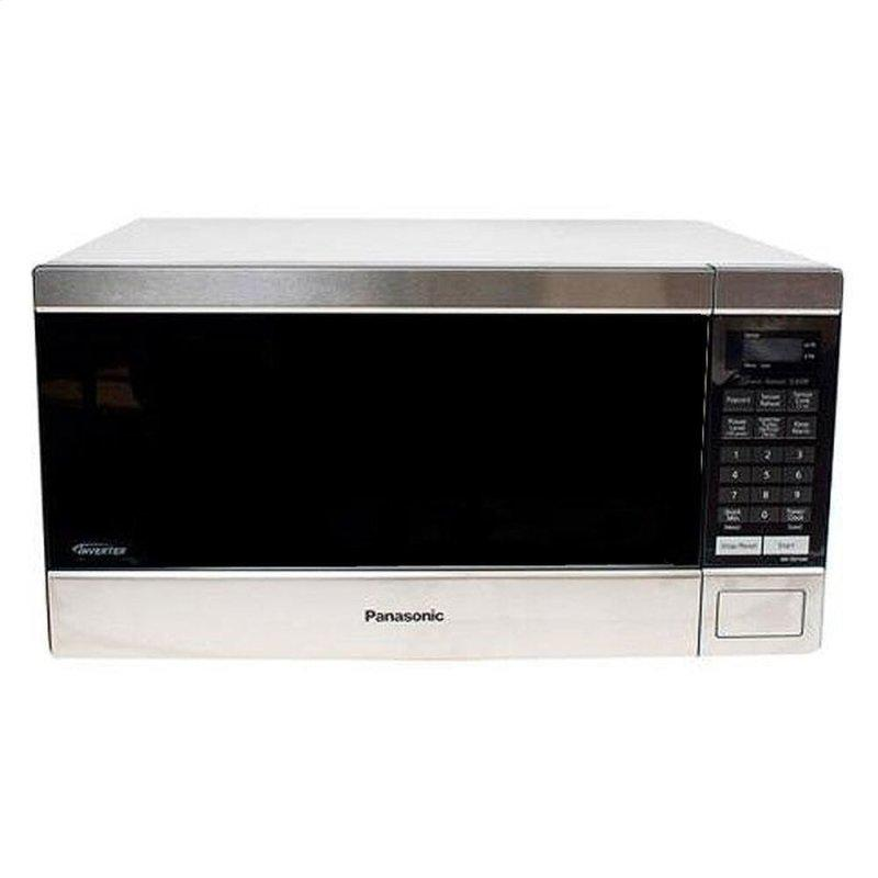 1.6 Cu. Ft. Countertop Microwave Oven with Inverter Technology - Stainless Steel - NN-SN744S
