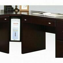 ACME Cape Side Desk - 92034 - Espresso
