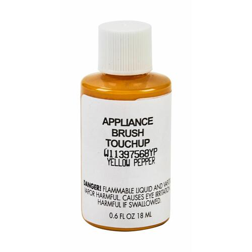 KitchenAid - Appliance Touchup Paint Bottle, Yellow Pepper