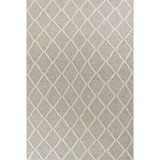 Cortico 6161 Grey Diamonds 5' X 7'
