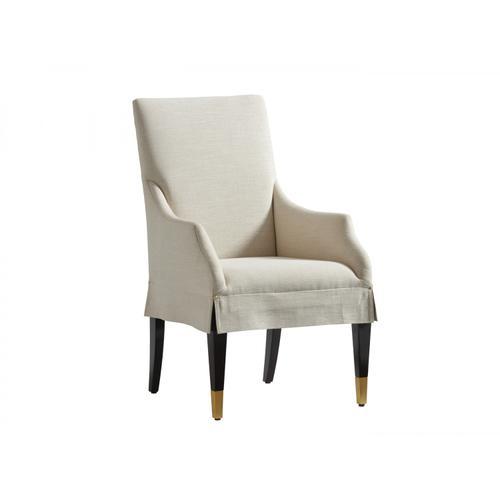 Monarch Upholstered Arm Chair