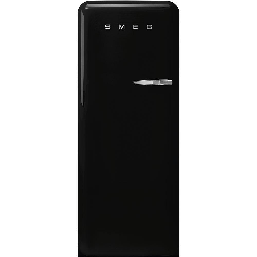 SmegRefrigerator Black Fab28ulbl3