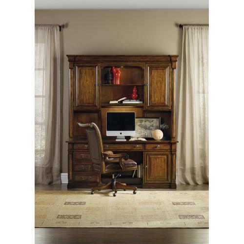 Hooker Furniture - Tynecastle Tilt Swivel Desk Chair