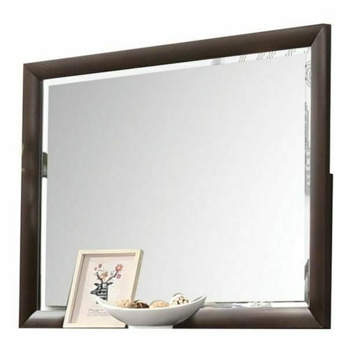 ACME Tablita Mirror - 27464 - Dark Merlot