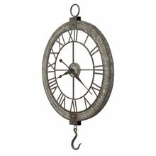 625-699 Clock Pulley Wall Clock