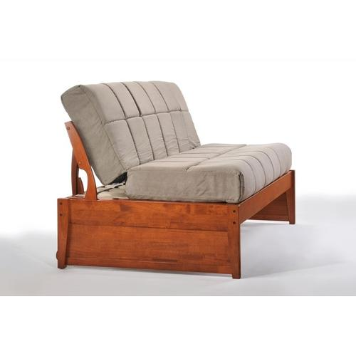Night and Day Furniture - Jefferson Daybed in Cherry Finish