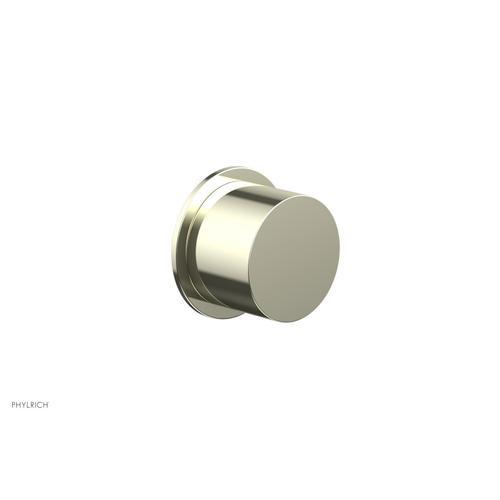 BASIC II Cabinet Knob - Smooth 230-91 - Burnished Nickel