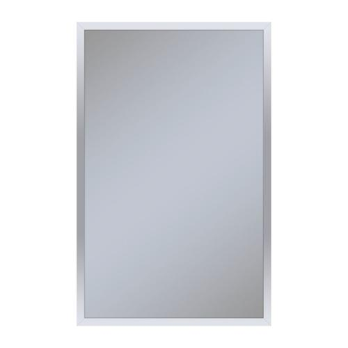 """Profiles 19-1/4"""" X 30"""" X 4"""" Framed Cabinet In Chrome and Non-electric With Reversible Hinge (non-handed)"""