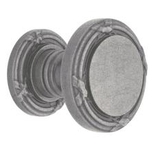Distressed Antique Nickel 5013 Estate Knob