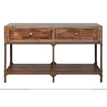 See Details - Sofa Table w/2 Drawers