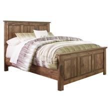 Blaneville - Brown 3 Piece Bed (Queen)