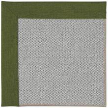 Inspire-Silver Slingshot Leaf Green Machine Tufted Rugs