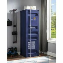 ACME Cargo Wardrobe (Single Door) - 35941 - Blue