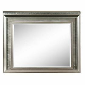 ACME Sadie Mirror w/LED - 27944 - Dark Champagne