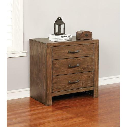 Reeves Mojave Brown Nightstand