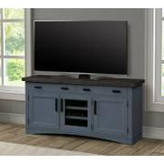 AMERICANA MODERN - DENIM 63 in. TV Console Product Image