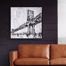 Triborough Bridge Wall Art