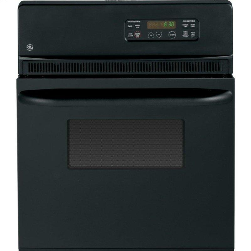"""®24"""" Electric Single Self-Cleaning Wall Oven"""