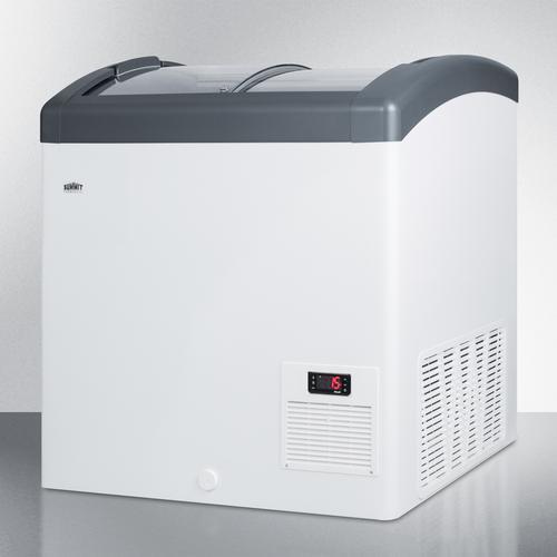Summit - 6 CU.FT. Chest Freezer