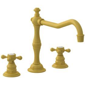 Satin Gold - PVD Kitchen Faucet