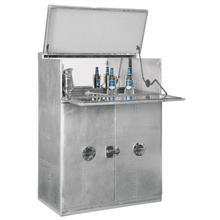 695-204 Metro Barkeep Wine & Bar Cabinet