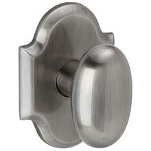 Antique Nickel 5024 Oval Knob