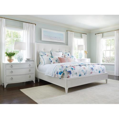 Arlington Platform Bed King