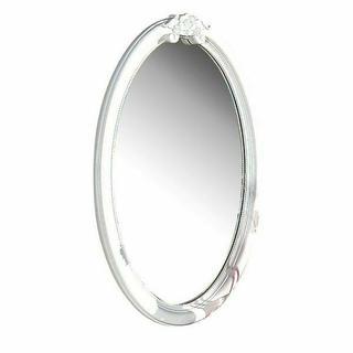 ACME Flora Oval Mirror - 01684 - White