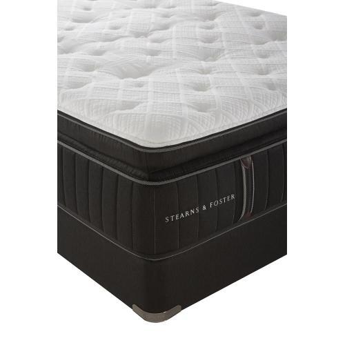 Lux Estate Collection - XE8 - Euro Pillow Top - Ultra Plush - King