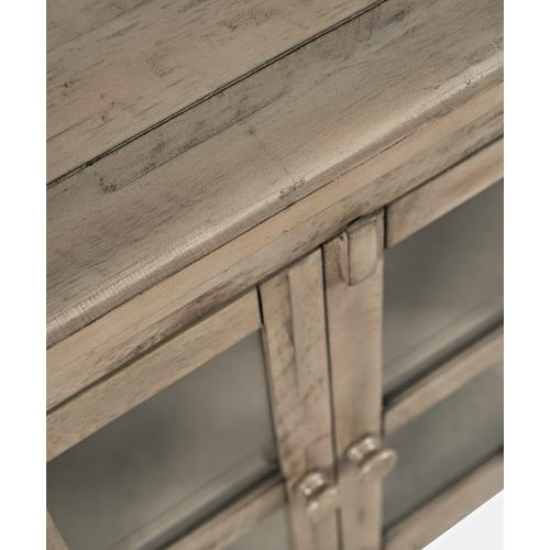 Jofran - Rustic Shores 6 Door High Cabinet