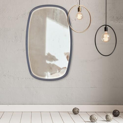 Howard Elliott - Asher Oval Mirror