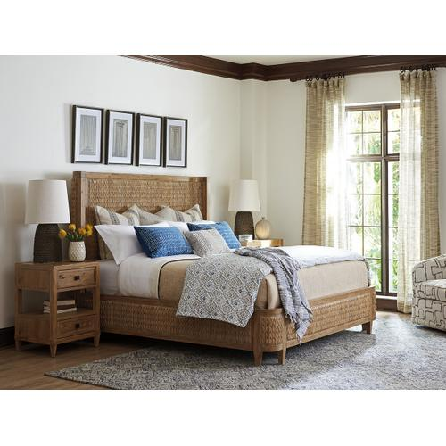 Ivory Coast Woven Bed California King