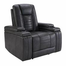 See Details - MEGATRON - TINSMITH Power Recliner