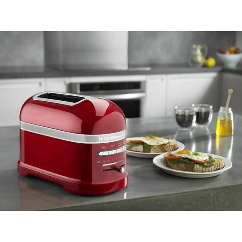 Gallery - Pro Line® Series 2-Slice Automatic Toaster - Candy Apple Red