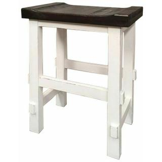 """See Details - White/15w Top 29"""" Stool"""