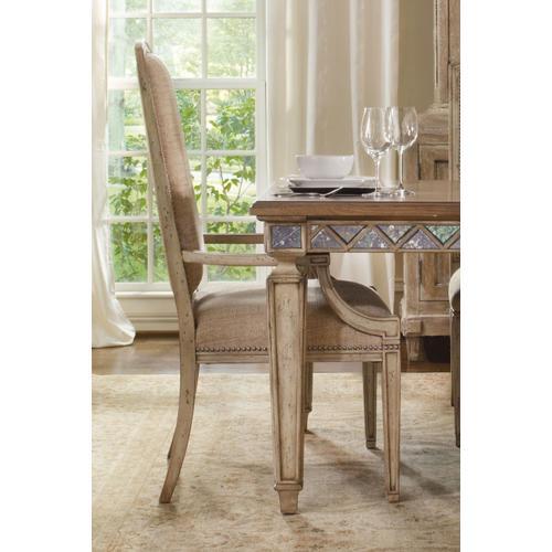 Dining Room Sanctuary Mirage Arm - 2 per carton/price ea