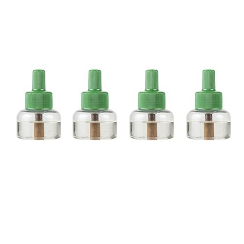 Broan - 4 Pack 24ml Mosquito Repellent Refills - for use with HVK400 Mosquito Repellent System Starter Kit