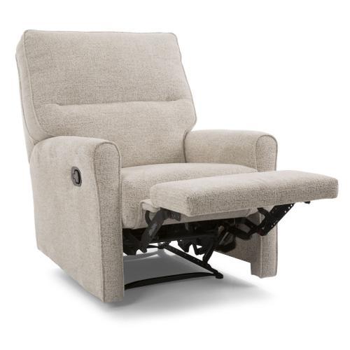 M846G Manual Glider-Swivel Chair
