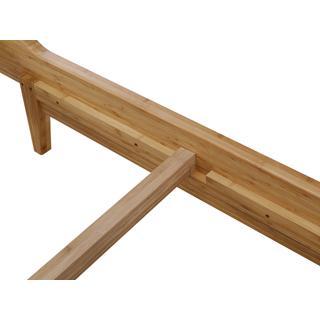 See Details - Currant California King Platform Bed, Caramelized