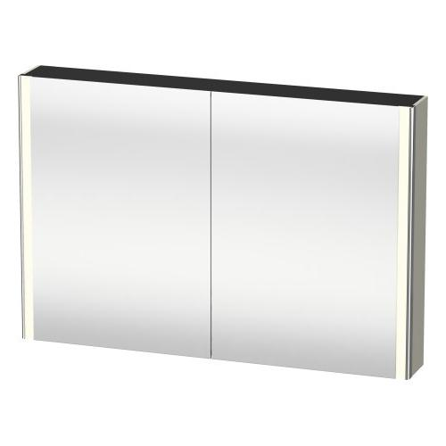 Product Image - Mirror Cabinet, Taupe Satin Matte (lacquer)
