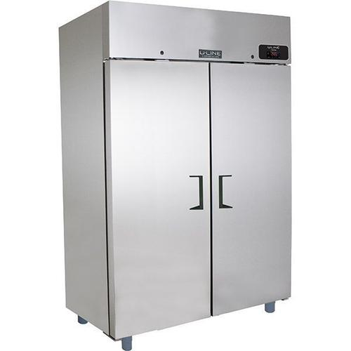 48 Cu Ft Freezer With Stainless Solid Finish (115v/60 Hz Volts /60 Hz Hz)