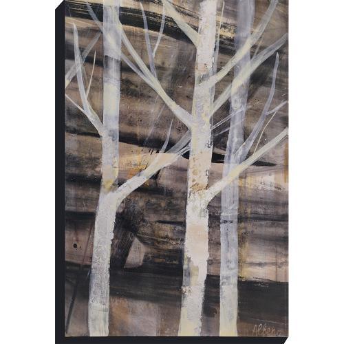 Silver III - Gallery Wrap