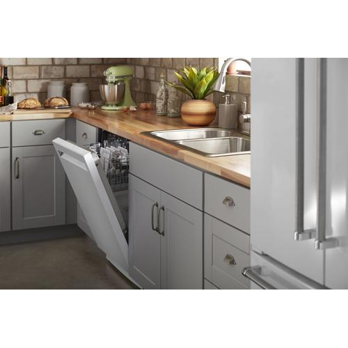 Gallery - 46 DBA Dishwasher with ProWash™, Front Control White