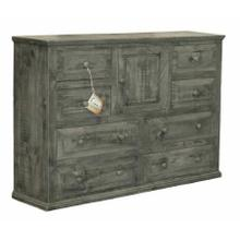 See Details - Charcoal Gray Econo Dresser