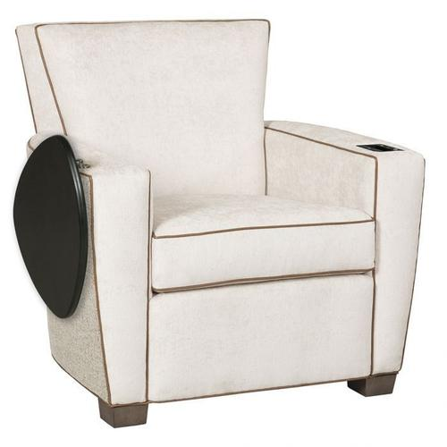 Fairfield - Payton Lounge Chair with Tablet, UV-C